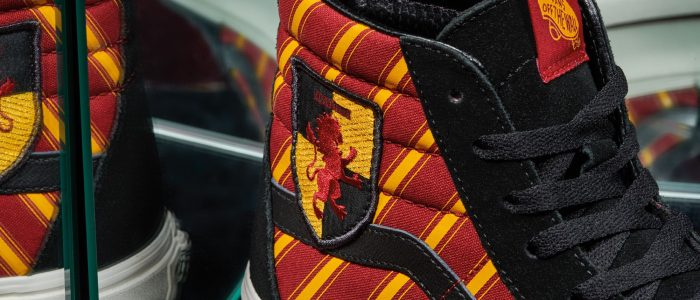 VANS REVEALS FULL HARRY POTTER COLLECTION