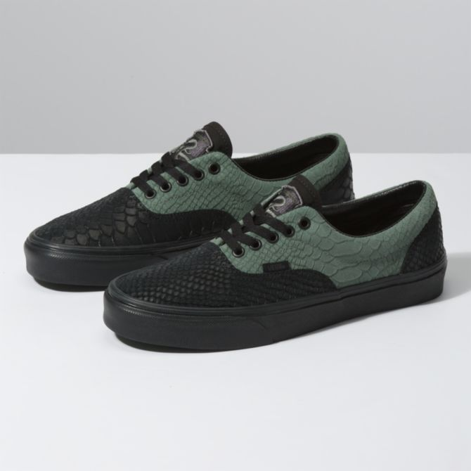 VANS X HARRY POTTER™ ERA SLYTHERIN BLACK