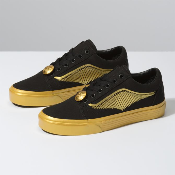 VANS X HARRY POTTER™ OLD SKOOL GOLDEN SNITCH BLACK