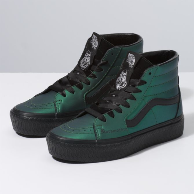 VANS X HARRY POTTER™ SK8-HI PLATFORM RB DARK ARTS BLACK