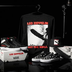 The Vans x Led Zeppelin