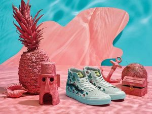 VANS X SPONGEBOB SQUAREPANTS COLLECTION